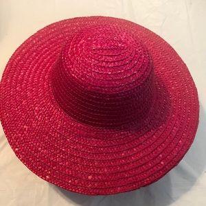 Accessories - 🍒Just Added🍒 Fuchsia Hat